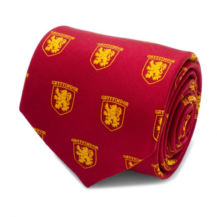 Officially Licensed Harry Potter Gryffindor House Lion Tie Bar