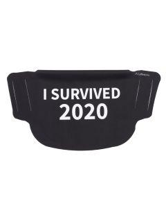 """""""I Survived 2020"""" Face Mask"""