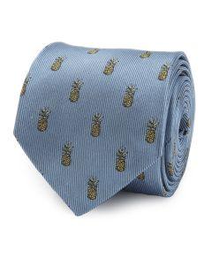 Pineapple Men's Tie