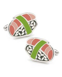 Tuna Roll Cufflinks