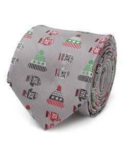 Winter Gear Men's Tie
