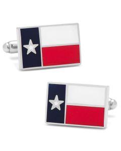 Texas State Flag Cufflinks