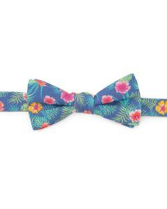 Tropical Multi Men's Bow Tie