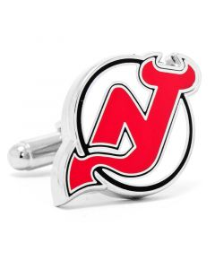 NJ Devils Cufflinks