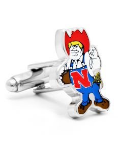 Vintage University of Nebraska Cornhuskers Cufflinks