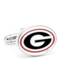Georgia Bulldogs Cufflinks