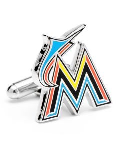 Miami Marlins Cufflinks
