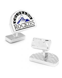 Palladium Colorado Rockies Cufflinks