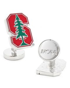 Palladium Stanford University Cufflinks