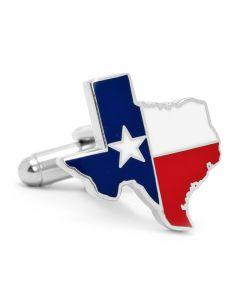 Texas Flag Cufflinks