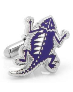 Vintage TCU Horned Frog Cufflinks