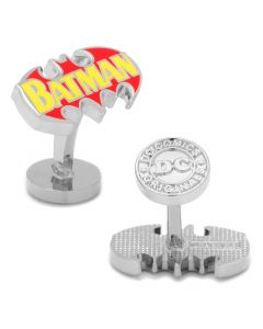 Vintage Batman Comic Book Cufflinks