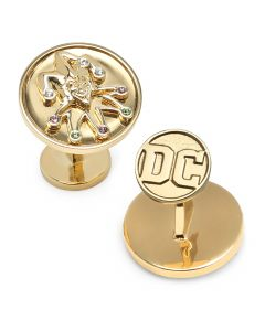 Gold Joker Cufflinks