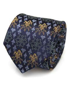 Joker Print Tie