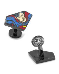 Superman Justice League Cufflinks