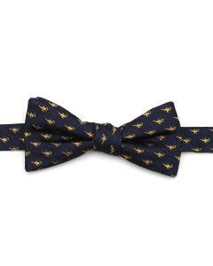 Lamp Scattered Navy Men's Bow Tie