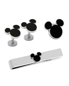 Mickey Mouse Silhouette 3 Piece Gift Set