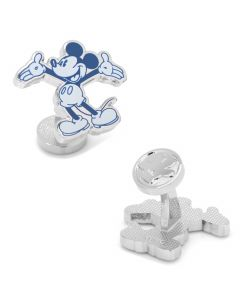 Mickey Mouse Vintage Sketch Cufflinks