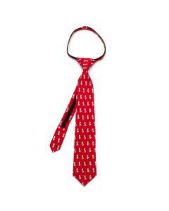Olaf Boys' Zipper Tie