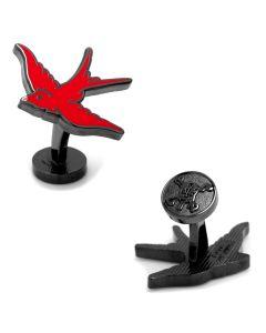 Red Sparrow Cufflinks