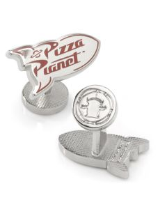 Toy Story Pizza Planet Cufflinks