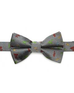 Toy Story 4 Characters White Big Boys Bow Tie