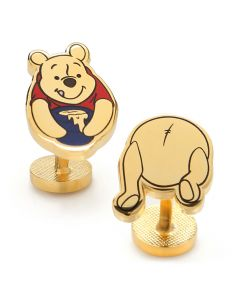 Winnie the Pooh Cufflinks Pair