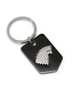 Stark Direwolf Key Chain