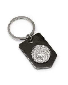 Targaryen Dragon Key Chain
