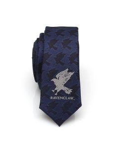 Ravenclaw Check Men's Skinny Tie