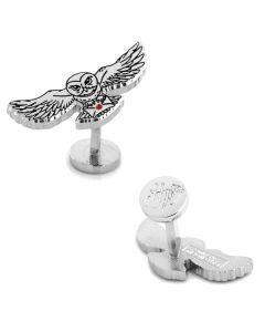 Hedwig Owl Cufflinks