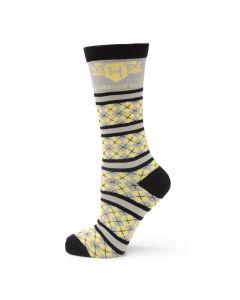 Harry Potter Hufflepuff Men's Sock