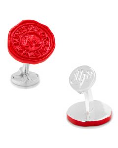 Ministry of Magic Wax Stamp Cufflinks