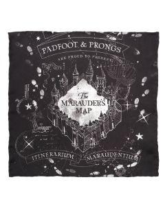 Marauder's Map Pocket Square