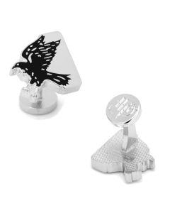 Ravenclaw House Raven Cufflinks