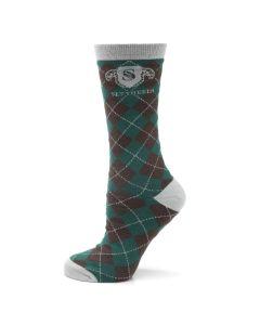 Harry Potter Slytherin Men's Sock