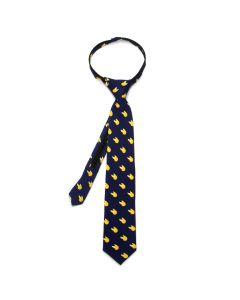 Golden Snitch Boys' Zipper Tie