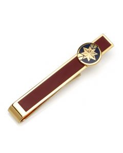 Captain Marvel Tie Bar