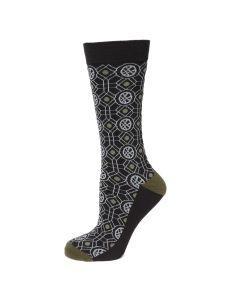 Doctor Strange Black Socks