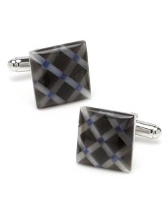 Diamond Gray Cufflinks