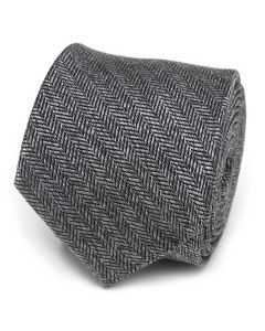 Herringbone Men's Tie