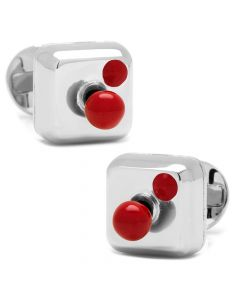 Moving Joystick Cufflinks