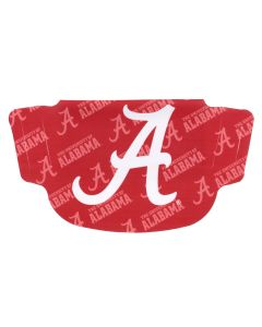 University of Alabama Stripe Face Mask