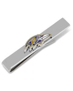 Baltimore Ravens Head Tie Bar
