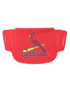 St. Louis Cardinals Logo Face Mask