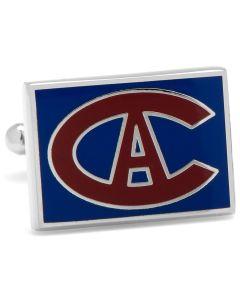 Vintage Montreal Canadiens Cufflinks