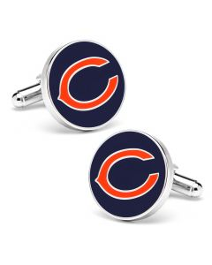 Chicago Bears Cufflinks
