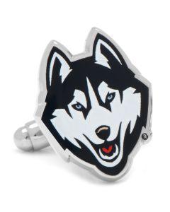 University of Connecticut Huskies Cufflinks