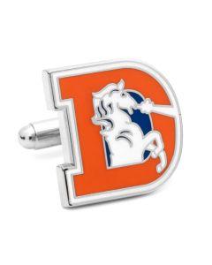 Vintage Denver Broncos Cufflinks