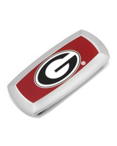 University of Georgia Bulldogs Cushion Money Clip